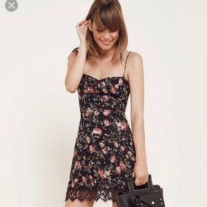 Reformation Lisa dress, size 4